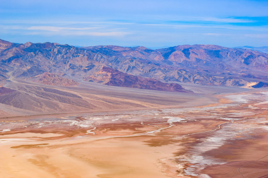 10 Places Not to Miss in Death Valley